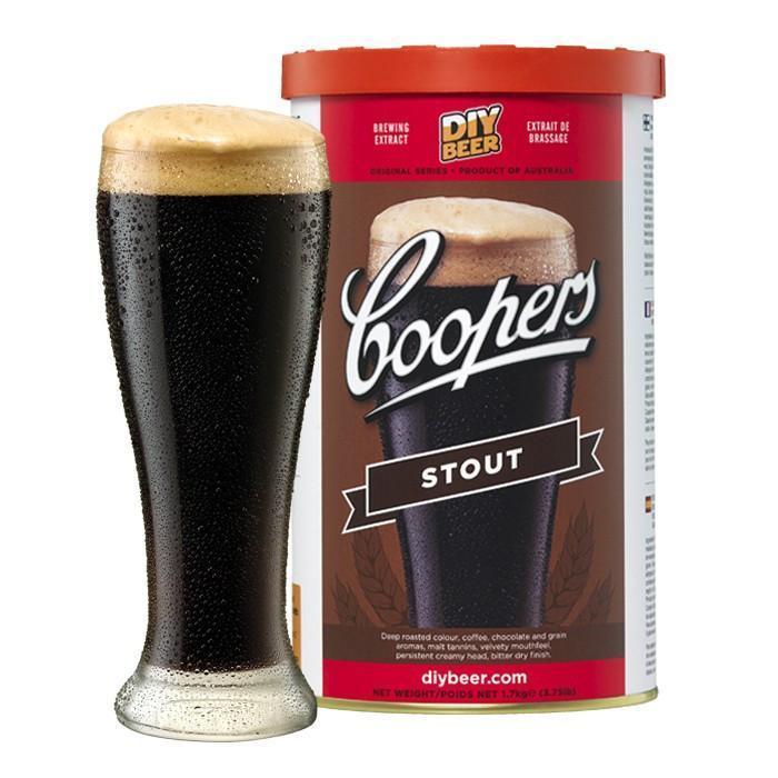 Cooper's Stout Beer Ingredient Kit